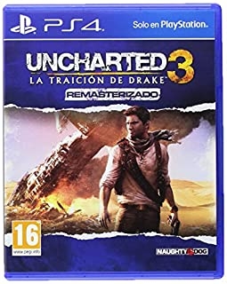 Uncharted 3: La Traición De Drake Remasterizado (B01M3VAT2F) | Amazon price tracker / tracking, Amazon price history charts, Amazon price watches, Amazon price drop alerts