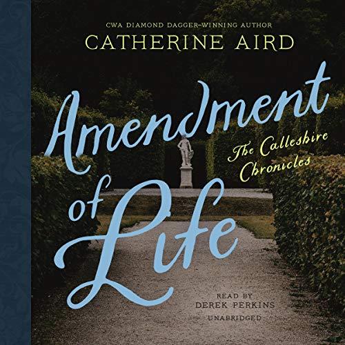 Amendment of Life cover art
