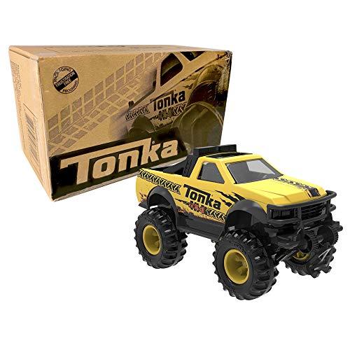 Tonka - Steel Classics 4x4 Pick Up Truck