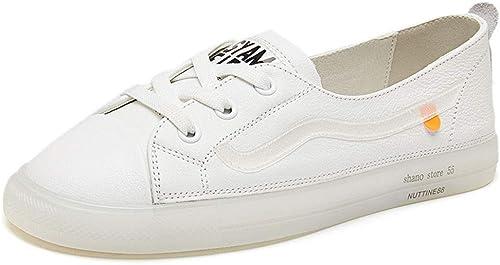 Hauszapatos de Deporte de Fondo Plano con zapatos Transpirables Low-Top Casual Lazy zapatos
