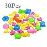 MS Conjunto escultura 40PCS arena de moldeo niños de juguete Actividad Arena CJ532