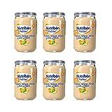 Nutribén Potitos De Manzana, Naranja, Platano Y Pera Williams, Desde Los Meses, Pack X 235G, 6 Unidades