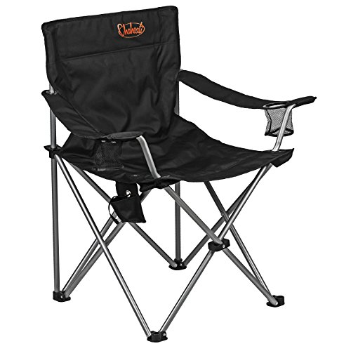 Chaheati 5V USB Heated Chair - Black