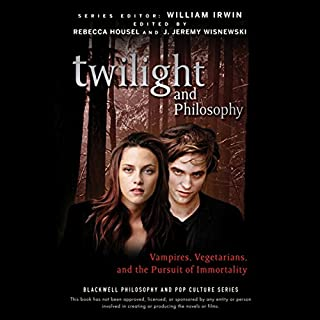 Twilight and Philosophy audiobook cover art