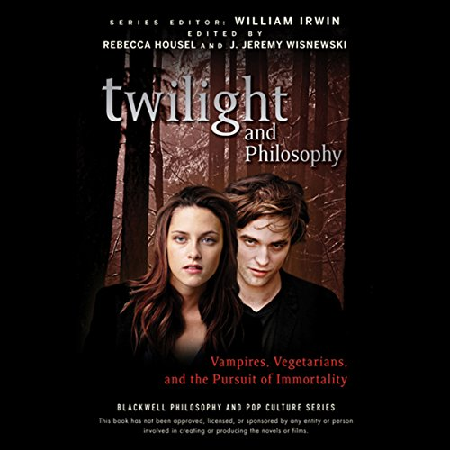 Twilight and Philosophy Titelbild