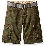 リーバイス 男児 Westwood ハーフ カーゴ パンツ US サイズ: 4T カラー: グリーン
