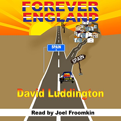 Forever England audiobook cover art