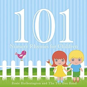 101 Nursery Rhymes for Children