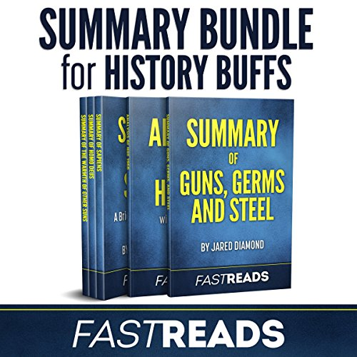 Summary Bundle for History Buffs: FastReads audiobook cover art