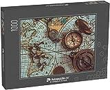 Puzzle 1000 Teile Antike Piraten-Raritäten-Sammlungen ua - Klassische Puzzle, 1000 / 200 / 2000...