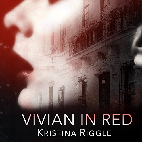 Vivian in Red audiobook cover art