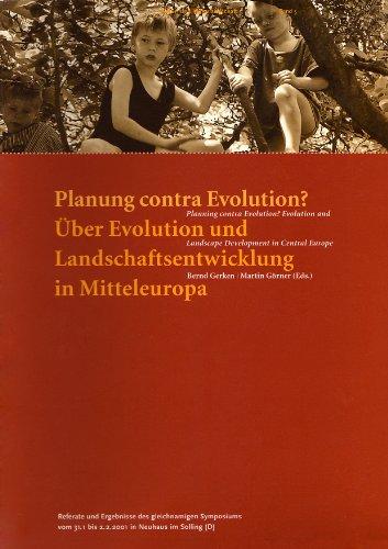 Planung contra Evolution