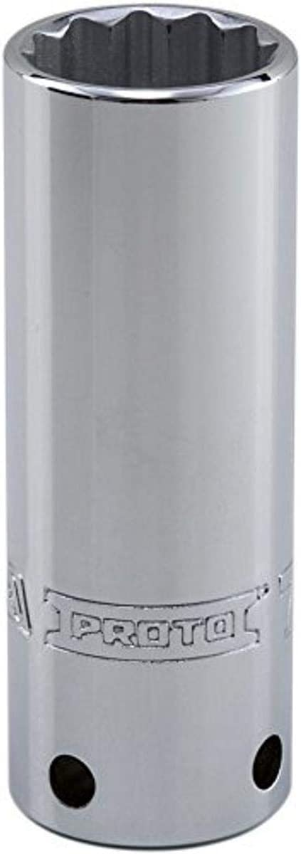 Stanley Proto Max 79% 2021 new OFF J5326M-TT Tether-Ready 1 Drive 2-inch Deep Socket