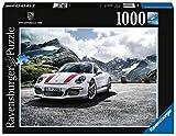 Ravensburger- Puzzle 1000 Pièces Porsche 911 R Puzzle Adulte, 4005556198979