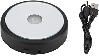 SunshineFace 3D Multicolor 4 LED Licht, Lamp Base Stand Houder voor Crystal Glass Art Decor