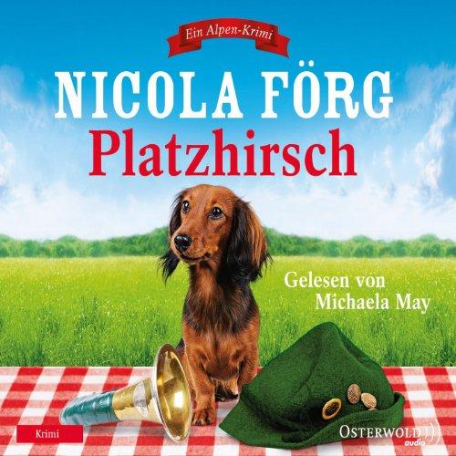 Platzhirsch audiobook cover art