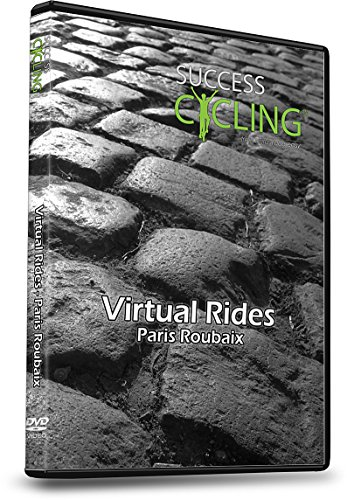 Virtual Rides Paris Roubaix Indoor Cycling Trainer DVD
