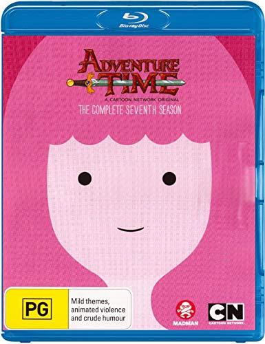 Adventure Time: Complete 7th Season [Blu-ray]