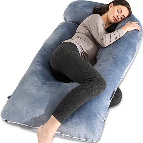 Chilling Home Pregnancy Pillows, 60 inches Full...
