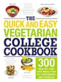 Adams Media Vegetarian Cooking Books Review and Comparison
