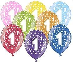 Family Made Company Water Balloons for Boys Girls Easy Quick Summer Happy Birthday Dekoration erster Geburtstag