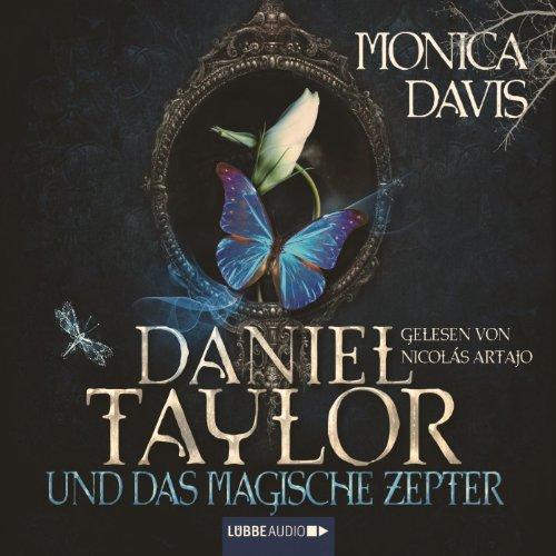 Daniel Taylor und das magische Zepter Titelbild