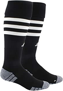 adidas Unisex-Adult 3-Stripe Hoop Soccer Socks (1-Pair)