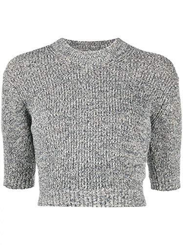 Kenzo Luxury Fashion Damen FA62PU5173AC87 Grau Baumwolle Pullover   Herbst Winter 20