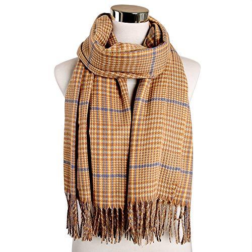 PGDD nieuwe sjaal wrap dames winter vrouwen sjaal plaid warme driehoek sjaal kraanstol