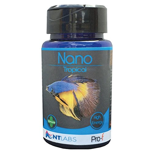 NT Labs Pro-F Nano Tropical, Fischfutter