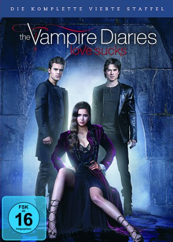 The Vampire Diaries - Staffel 4 [5 DVDs]