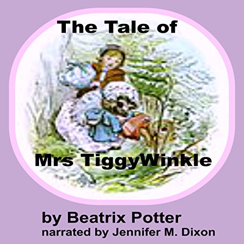 『The Tale of Mrs. Tiggy-Winkle』のカバーアート