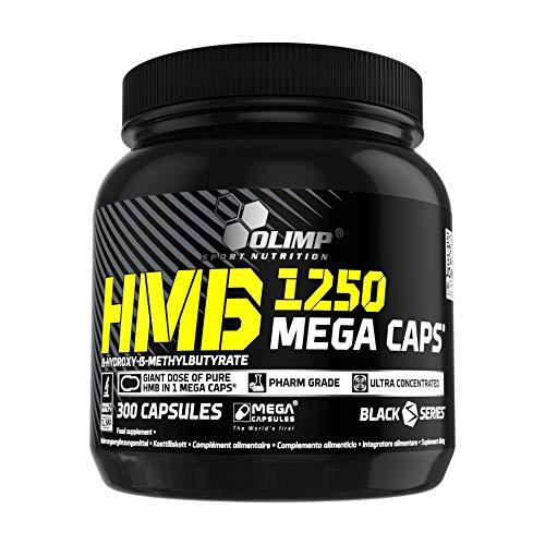 Olimp HMB 1250 Mega Caps, 300 Kapseln