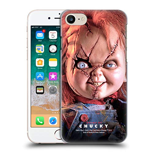 Head Case Designs Officially Licensed by Bride of Chucky Doll Key Art Hard Back Case Compatible with Apple iPhone 7 / iPhone 8 / iPhone SE 2020