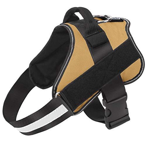 Bolux Dog Harness, No-Pull Reflective Dog Vest