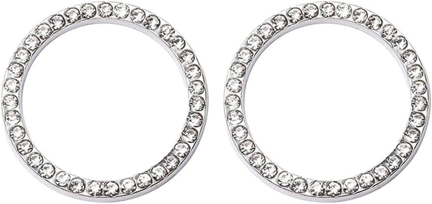 ASHDelk Sticker Sales Start Button Styling Ring Accessories Sale item Decorative