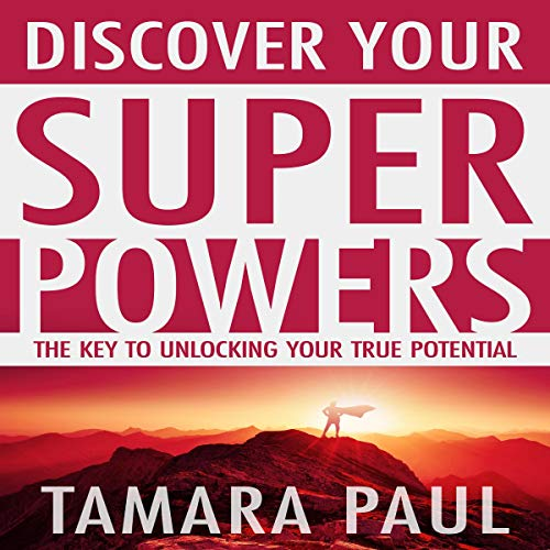 Discover Your Superpowers audiobook cover art