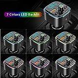 Zoom IMG-1 nulaxy trasmettitore fm bluetooth v5