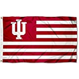 College Flags & Banners Co. Indiana Hoosiers Stars and Stripes Nation Flag