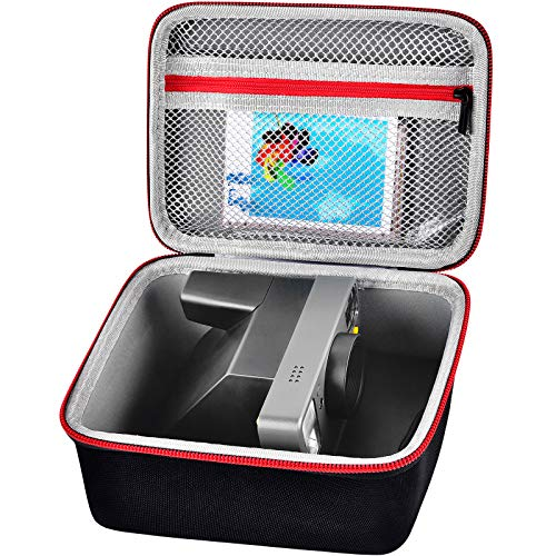 Portable Carrying Case Compatible with Polaroid Originals OneStep 2 VF/ Now I-Type/ OneStep+ Instant Camera with Mesh Pocket