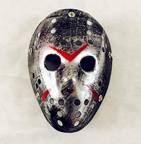 Carnaval Masker Killer Mask Halloween geestenfeest Carnival Mask @ Silver HAOSHUAI
