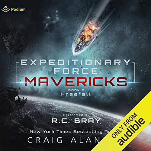 Freefall: Expeditionary Force Mavericks, Book 2