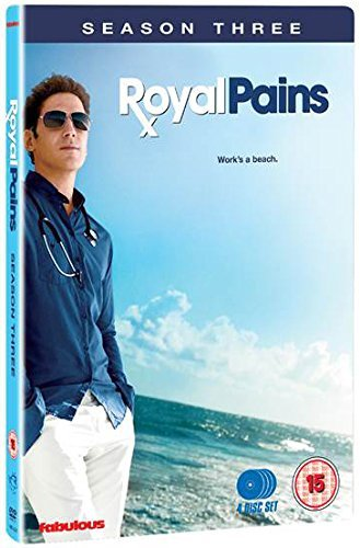 Royal Pains - Season 3 [DVD] [UK Import]
