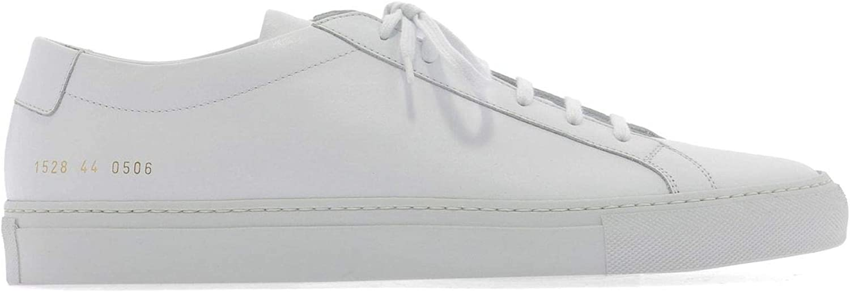 COMMON PROJECTS Herren 15280506 Weiss Leder Sneakers B07PYQM92C  | Neuheit