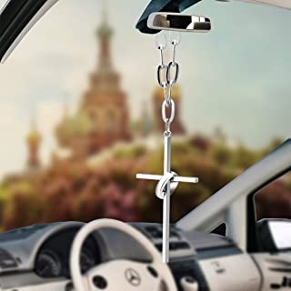 Various Men or Women Hanging Cross for Car or Truck Rearview Mirror or for Dressing or Home Decoration Fashion Personalize...