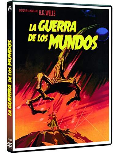 La Guerra de los Mundos (1953) (Póster Clásico) (DVD)