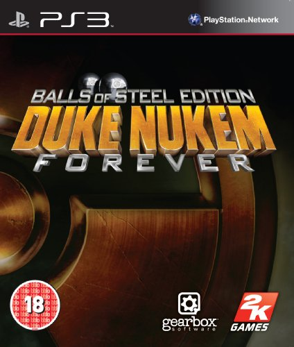 Duke Nukem Forever: Balls of Steel - Collectors