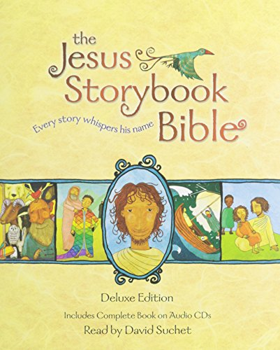 Download The Jesus Storybook Bible: Every Story Whispers His Name 0310748844