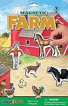 Create-A-Scene Magnetic Playset - Farm
