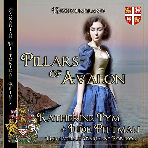 Page de couverture de Pillars of Avalon